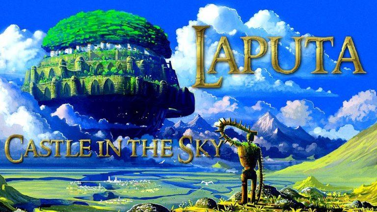 """Tròn mắt với hình ảnh """"đời thực"""" của Laputa – Toà lâu đài trên không ?"""