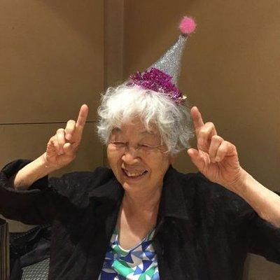 Bà cụ 90 tuổi học tiếng Anh mỗi ngày vì muốn trở thành tình nguyện viên cho Thế Vận hội Olympic