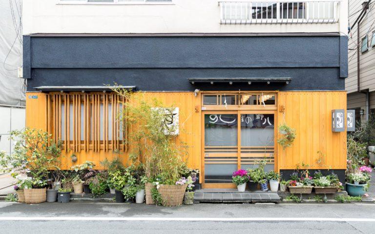 Hoá đơn trên 5000 yên, không phục vụ vào thời gian cao điểm- đây là nơi bán loại Sushi đặc biệt….