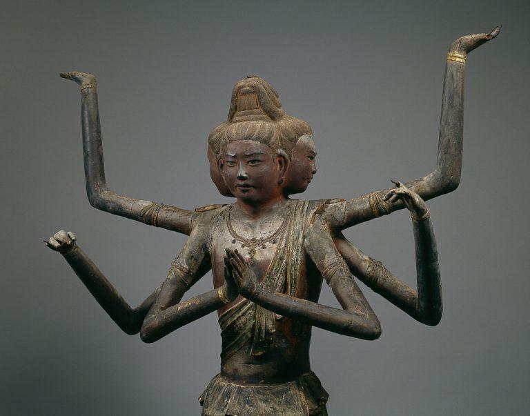 Chất liệu thật sự làm nên bức tượng Quốc bảo ngàn năm – Ashura