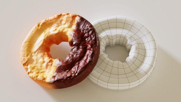 Chùm ảnh đồ ăn kỹ thuật số trước và sau khi chỉnh sửa ảo diệu đến mức sẽ khiến bạn bất ngờ