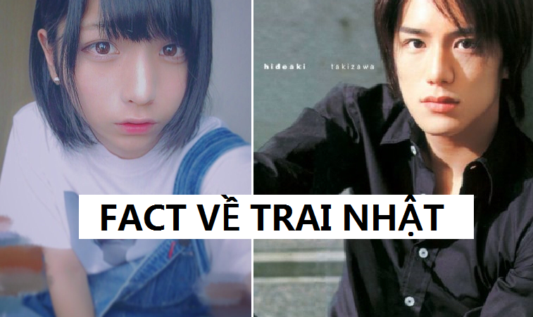 Một số Fact về nam nhân Nhật Bản – vẻ đẹp nữ tính nhưng vẫn mạnh mẽ quyến rũ