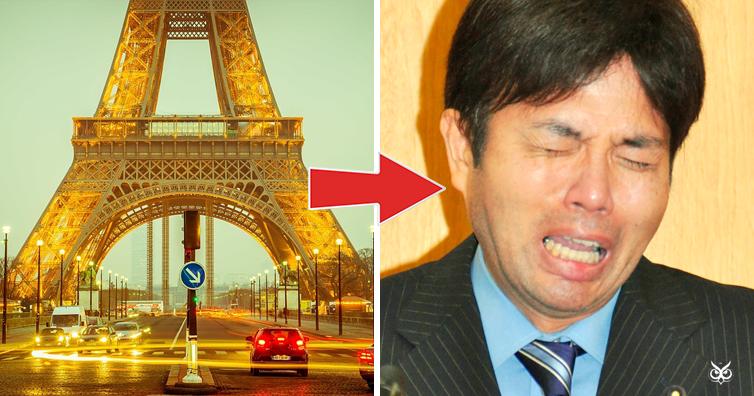 Căn bệnh Paris ai cũng có thể mắc phải – Nhưng nặng nhất vẫn là người Nhật