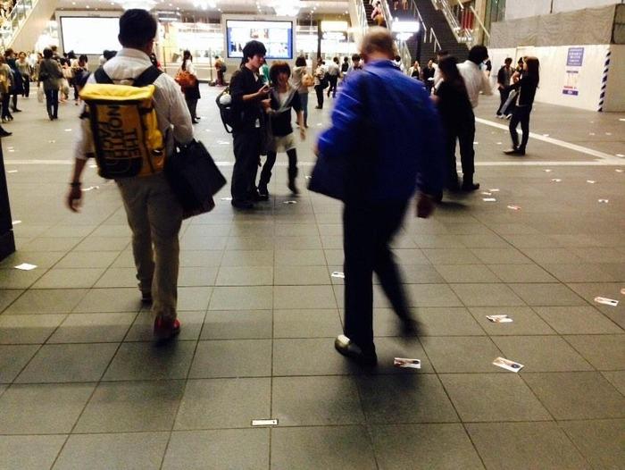 """Ga Osaka tắm mình bởi hình ảnh của một cậu bé tuổi Teen vì nguyên nhân """"trời ơi"""" đằng sau…"""