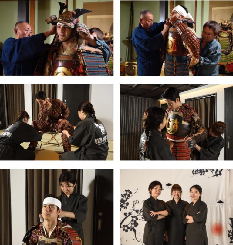 Trở thành Samurai đích thực ở Tokyo – Đảm bảo ngầu hơn cả Tom Cruise