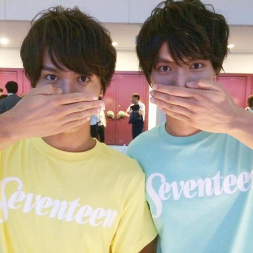 Những nghệ sĩ Nhật Bản có thể là sinh đôi nhưng bị thất lạc…