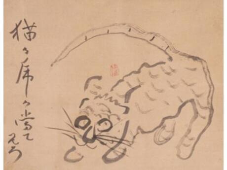 Những bức tranh động vật đáng yêu nhưng kỳ quái của các bậc thầy hội hoạ Nhật Bản ngày xưa