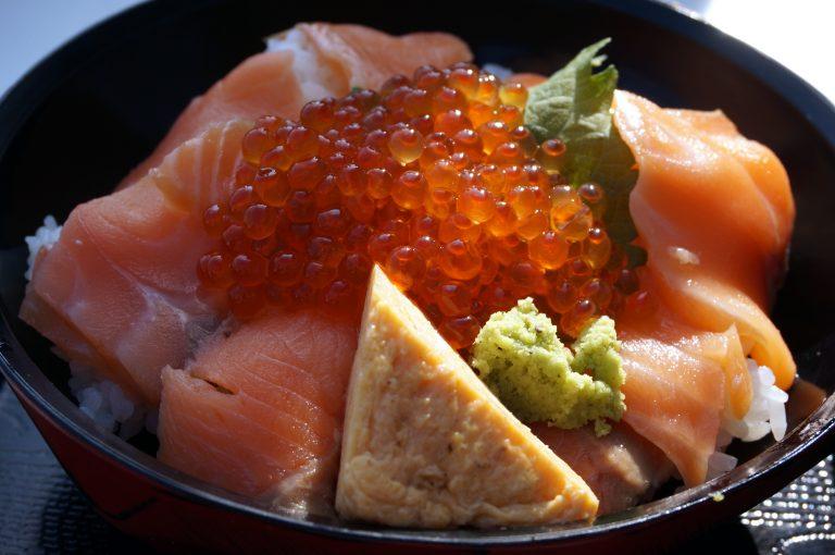 Do quan niệm này mà người Nhật tiêu thụ rất nhiều cá