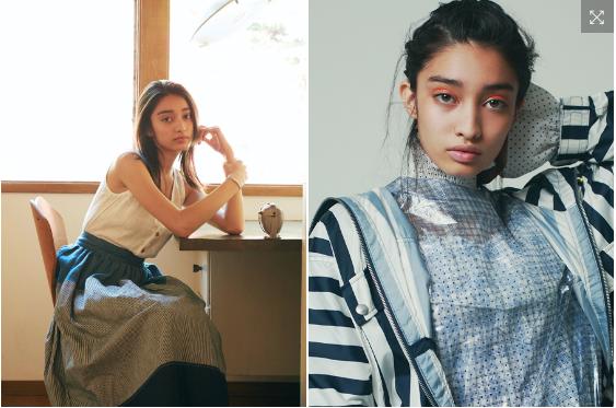 Người mẫu xinh đẹp 16 tuổi Nhật Bản mơ ước trở thành thiên thần Victoria's Secret