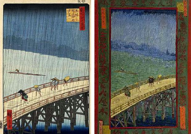 """Ảnh hưởng lớn đến đại danh họa Van Gogh, thế nhưng Ukiyo-e từng bị bán với giá """"bèo"""" ở Nhật"""