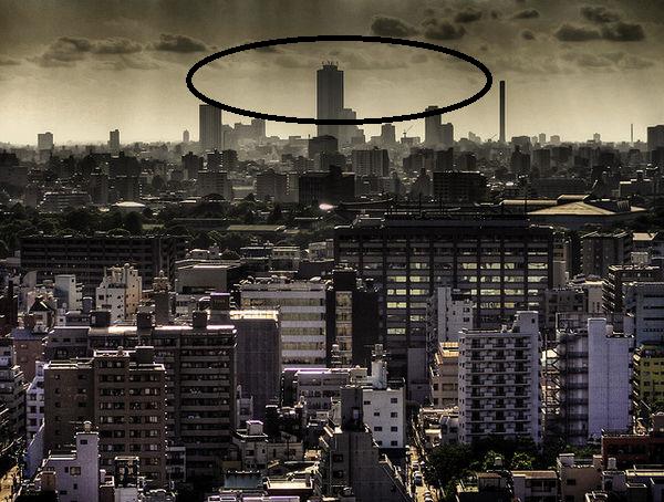 Những bí mật ẩn sâu trong nhiều lớp đất – quá khứ đen tối của thành phố xa hoa Tokyo