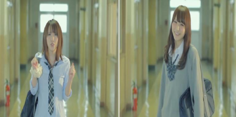 Tan chảy với giọng vùng miền của các cô gái Nhật Bản