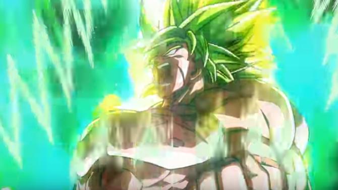 """Trailer """"Dragon Ball Super: Broly"""" hứa hẹn về một trận chiến tuyệt đỉnh với kẻ mạnh nhất từ trước tới nay"""