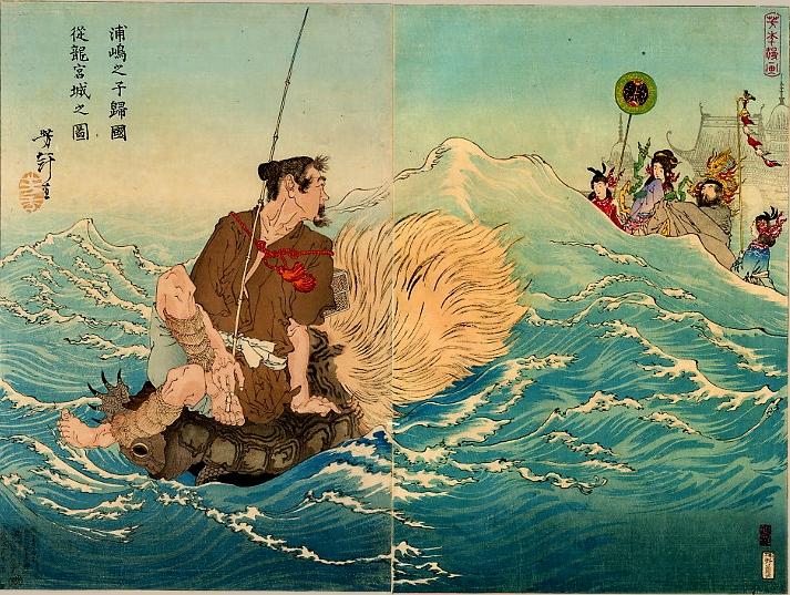 Những câu chuyện dân gian Nhật Bản và di tích liên quan mà có thể bạn chưa biết
