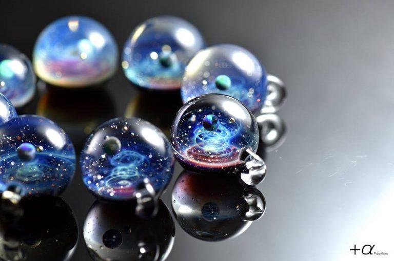 """Thuỷ tinh thiên hà: Cả vũ trụ gói gọn trong 1 quả cầu """"Chibi"""""""