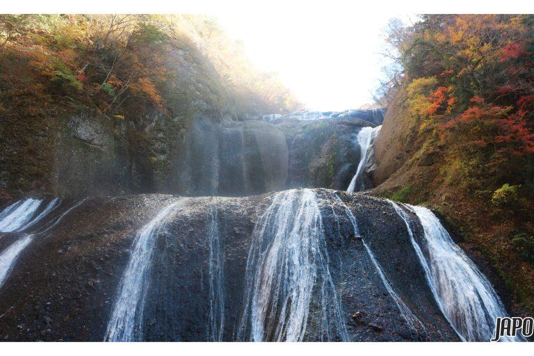 Niềm tự hào của Ibaraki – Thác nước phải đi hết 4 mùa mới thấy được vẻ đẹp chân chính