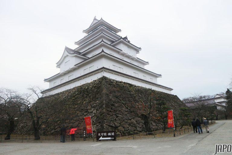 Thành Tsuruga- Minh chứng cho biểu tượng kiên cường, bất khuất của người Nhật trong cuộc nội chiến