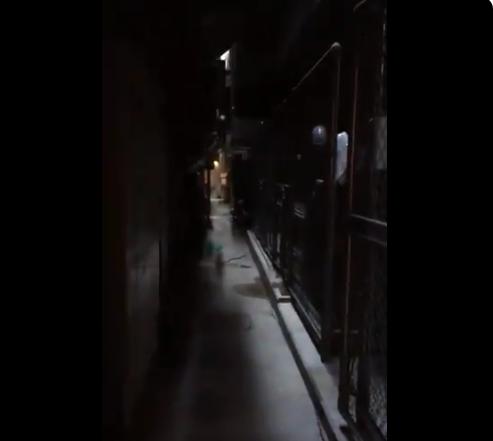 """Cánh cửa thần kỳ như """"lạc vào thế giới khác"""" xuất hiện ở khu phố Ginza"""