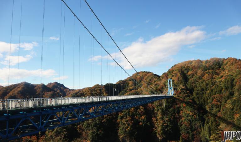 Cầu Rồng Ryujin Otsuribashi- Bước chân lên thiên đường để…lộn nhào xuống địa ngục