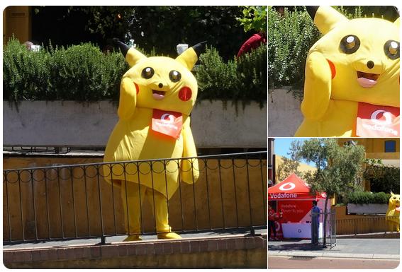 """Hoảng hốt với những con Pikachu phiên bản lỗi """"tràn lan"""" khắp thế giới"""