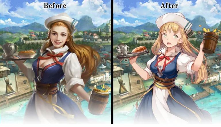"""Mất công """"Anime hóa"""" nhân vật để thu hút người chơi Nhật Bản, Game Trung Quốc vẫn bị """"phũ đẹp"""""""