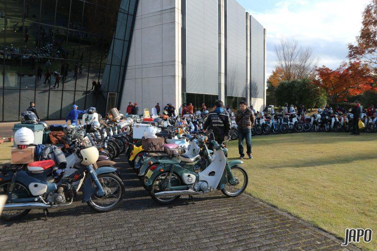 Viết tiếp ước mơ chinh phục tốc độ tại Bảo tàng Honda, Tochigi