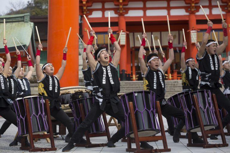 Tiễn năm cũ, Chào năm mới với Lễ hội giao lưu Văn hóa – Thể thao Việt Nhật KIZUNA