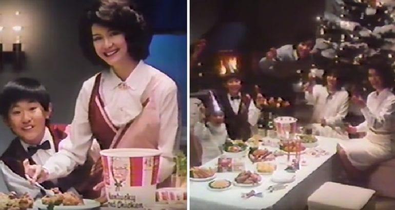 Quản lý chuỗi KFC Nhật Bản tiết lộ – thói quen Ăn KFC vào lễ Giáng sinh vốn dĩ là một trò bịp
