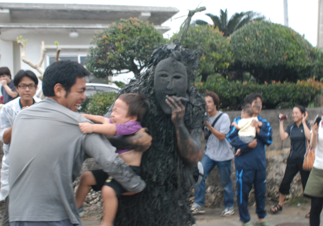 """Nghi lễ """"hù ma"""" trẻ em được UNESCO công nhận là di sản văn hóa phi vật thể của Nhật Bản"""
