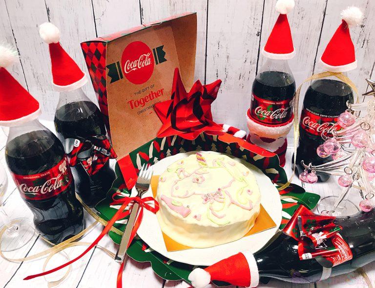 """Coca-cola Nhật """"xém"""" gây thất vọng với kiểu chai Giáng sinh mới cho đến khi chạm vào…"""