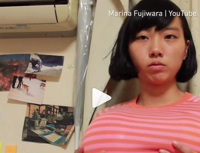 """Đằng sau chủ nhân của ý tưởng """"máy bơm ngực"""" – Cô gái Nhật tự tin nhận mình là nhà phát minh những thứ vô dụng"""