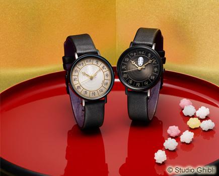 Sau Totoro và Kiki, Alba tiếp tục tung ra phiên bản giới hạn đồng hồ Vô Diện có khả năng phát sáng