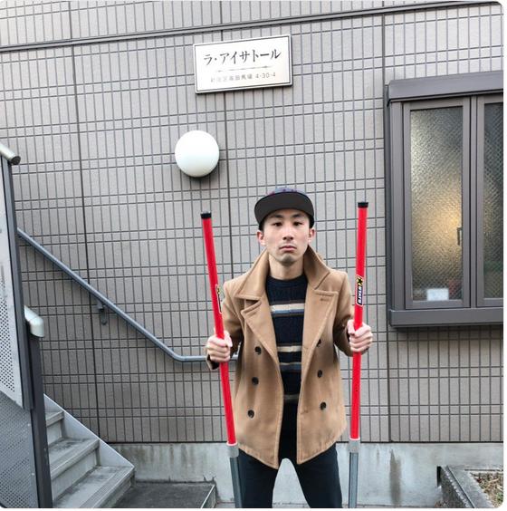 [Chuyện lạ] Một thanh niên Nhật đi 100 km từ Tokyo đến Hakone chỉ bằng cà kheo
