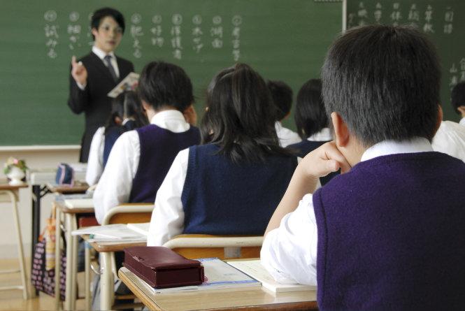 10 sự thật đáng ngạc nhiên về trường học công lập của Nhật Bản.