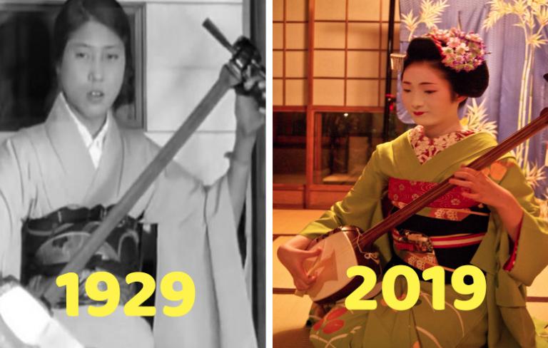 Thử thách 10 năm ư? Trải nghiệm hẳn thử thách 80 năm với Clip sống động về Kyoto năm 1929
