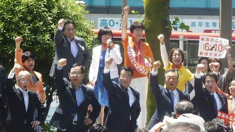 """Thật ra, Niigata được tạo nên từ """"mối hận thù"""" của một tỉnh đã bị xoá sổ"""