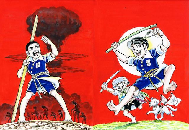 Manga gây ám ảnh được sử dụng làm tài liệu lịch sử tại trường học Nhật