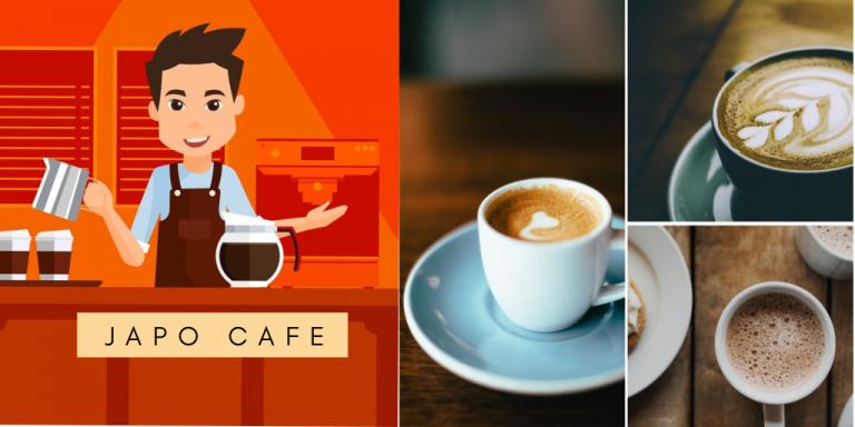 Japo cafe tuyển dụng nhân viên phục vụ kiêm bán hàng