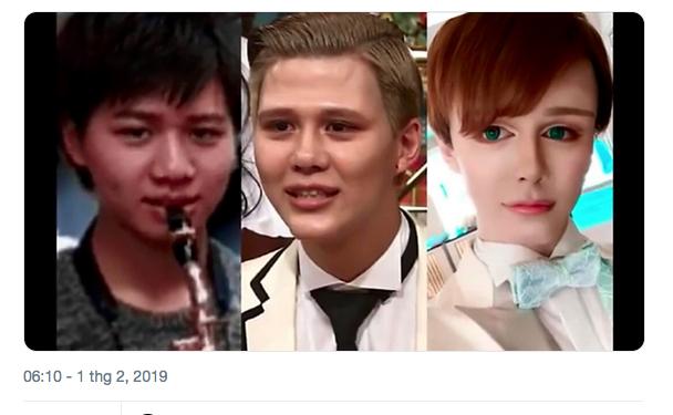 """Màn lột xác ngoạn mục đầu năm 2019 của con trai tuyển thủ bóng chày nổi tiếng Nhật Bản khiến cư dân mạng """"hốt hoảng"""""""