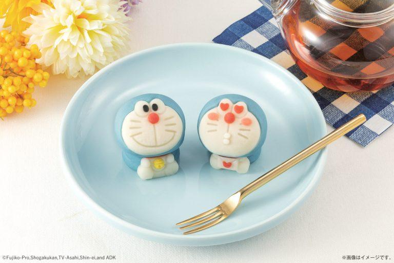 Doraemon siêu dễ thương, nhìn thôi chưa đã, phải…ăn luôn mới chịu được