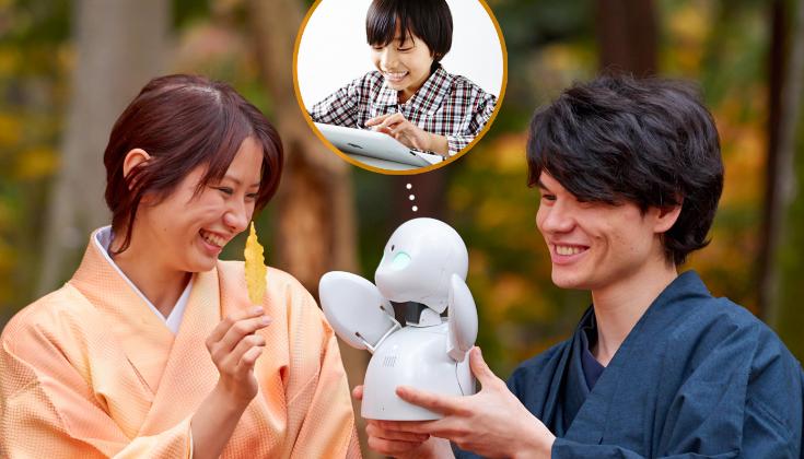 Tương lai trẻ em Nhật sẽ tận hưởng nền giáo dục không phải đến trường