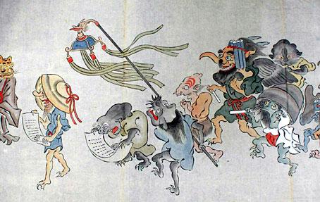 Ghostbuster – Những dũng sĩ diệt yêu nổi tiếng trong lịch sử xứ Phù Tang