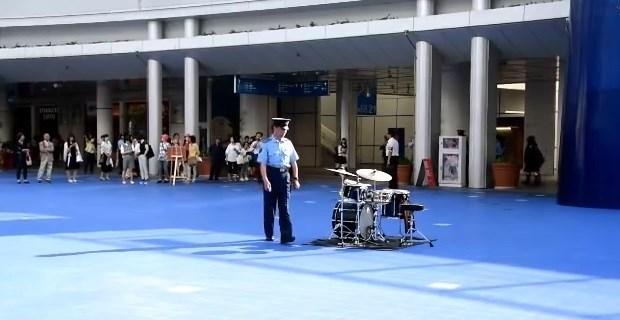 Cảnh sát Nhật Bản không những giỏi trị an, mà còn là những thiên tài nghệ thuật
