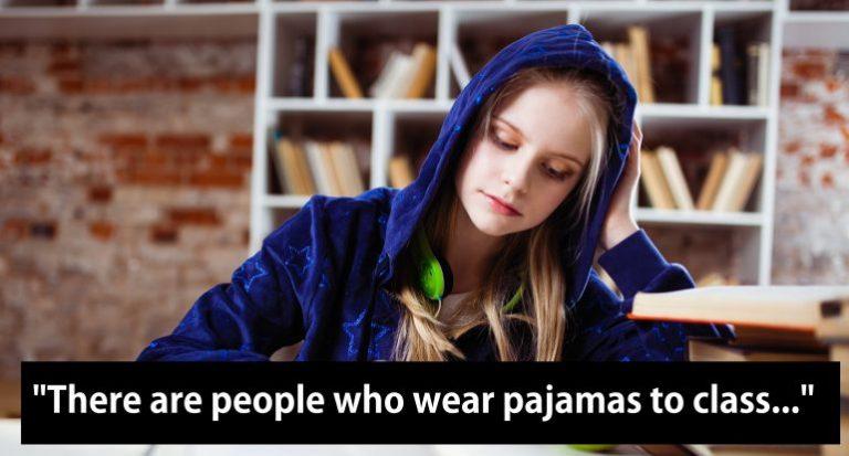 Đụng độ văn hoá – Sinh viên trao đổi Nhật sốc khi thấy phong cách ăn mặc của dân Mỹ