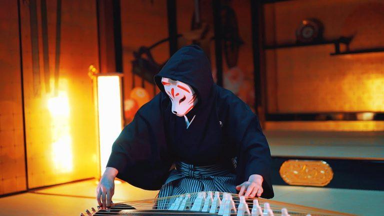 """""""Quẩy"""" cùng…. nhạc cụ truyền thống Wagakki trên nền nhạc EDM"""