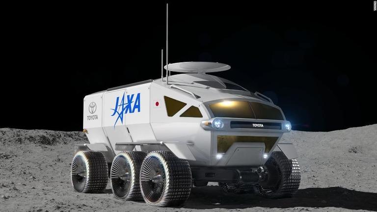 Viễn vông ư? Không đâu, Toyota thật sự đang mở rộng thị trường ra ngoài vũ trụ