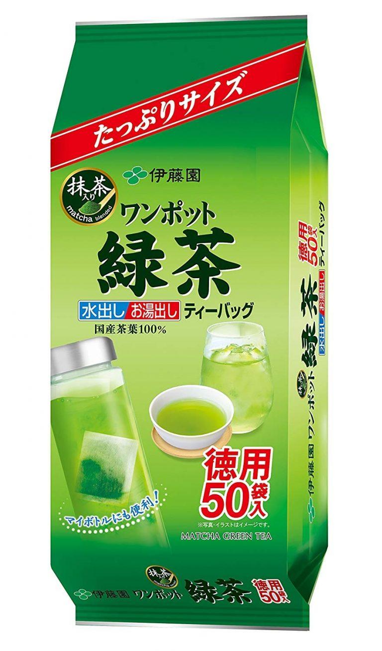 Giới thiệu sản phẩm: Lục trà nguyên chất Itoen (Có thể pha với nước lạnh)