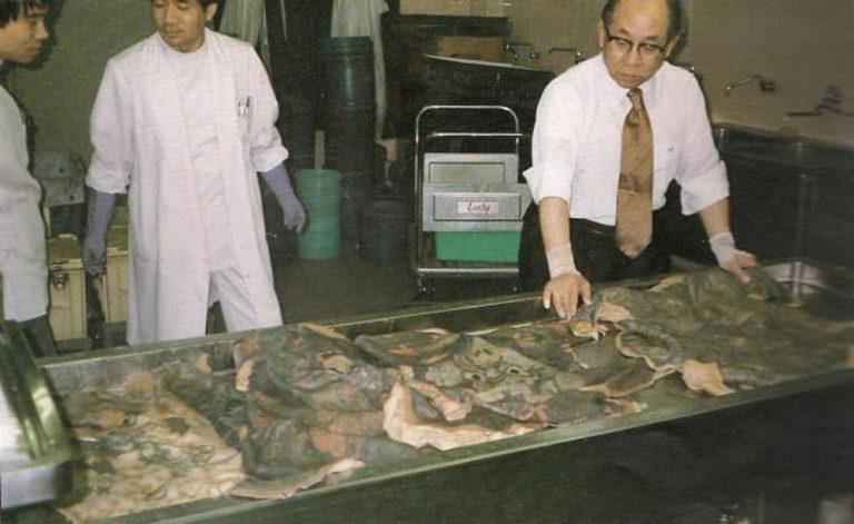 Bảo tàng đáng sợ, trưng bày da người thật nhằm tôn vinh vẻ đẹp hình xăm