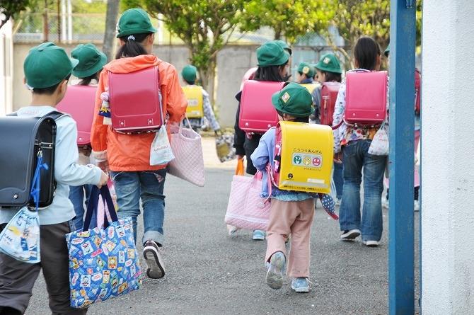 Cho trẻ tự đến trường – phương pháp giáo dục tiểu học của Nhật liệu có an toàn?