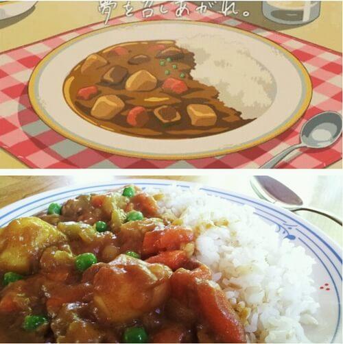 Tổng hợp 10 món ăn thông qua Anime khiến bạn yêu ẩm thực nước Nhật (phần 1)